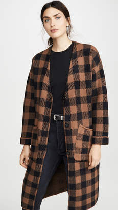 ASTR the Label Checkmate Cardigan