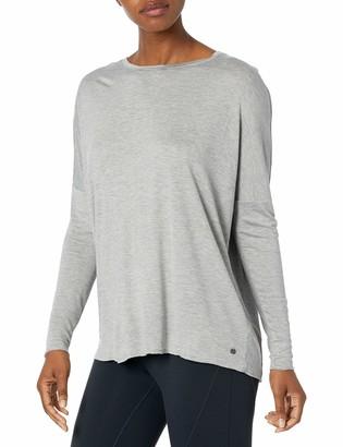Bench Women's Synonyms Long Sleeve Tee Shirt