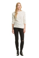 Country Road Flocked Star Knit