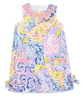 Lilly Pulitzer Toddler's, Little Girl's, & Girl's Printed Cotton Romper