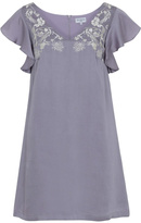 Wolfwhistle Wolf & Whistle Heather Embroidered Dress