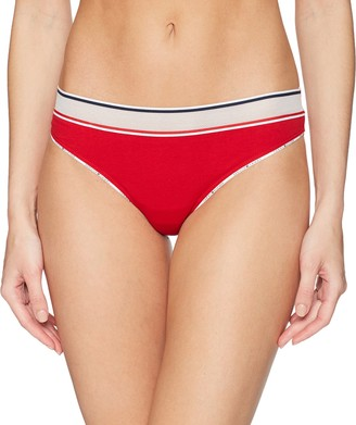 Tommy Hilfiger Women's Strappy Mesh Band Thong