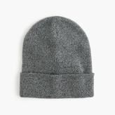 J.Crew Marled beanie hat