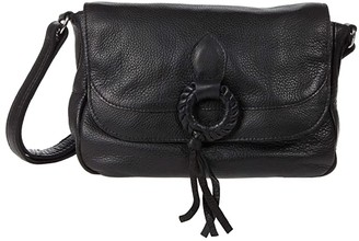 Day & Mood Fillipa Crossbody (Black) Cross Body Handbags