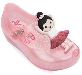Mini Melissa Baby, Little Girl's & Girl's Ultragirl Ballerina Me Flats