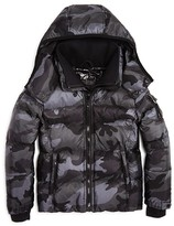 SAM. Boys' Camo Racer Down Jacket - Big Kid