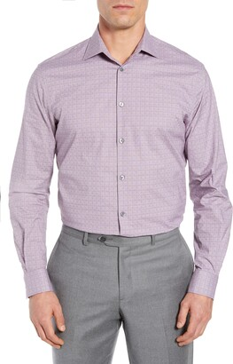 John Varvatos Regular Fit Dress Shirt