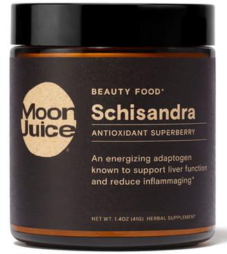 Moon Juice Schisandra Berry Powder Antioxidant Dietary Supplement