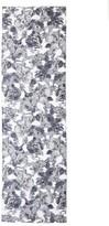 St. John Women's Metallic Floral Fil Coupe Scarf