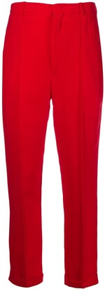 Isabel Marant Tapered Cropped Trousers