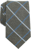 Nautica Men's Shoal Grid Slim Silk Tie