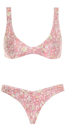 Zimmermann Carnaby Scoop Bikini