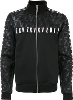 Versus Zayn x printed bomber jacket - men - Cotton/Polyester - M