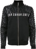 Versus Zayn x printed bomber jacket