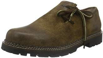 Stockerpoint Unisex Adults' Schuh 1224 Lace-up Shoes, Brown Size: 8