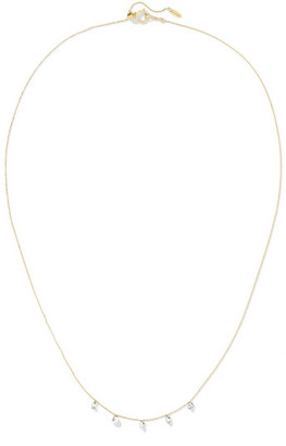 PERSÉE 18-karat Gold Diamond Necklace