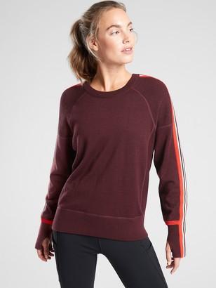 Athleta Canyon Colorblock Sweater