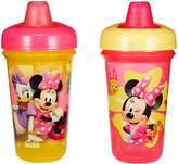 The First Years Disney Baby Stackable Soft Spout Cup, 2 Pack, Minnie