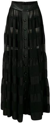 Andrea Bogosian Raiz maxi skirt