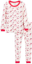 Coccoli Forest Print Pajamas (Toddler & Little Kids)