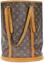 Louis Vuitton Bucket cloth handbag