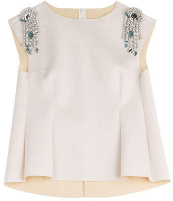 Maison Margiela Embellished Top