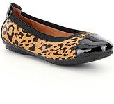 Josef Seibel Pippa 07 Leopard-Print Faux-Haircalf Flats