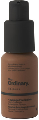 The Ordinary Coverage Foundation SPF 15 Deep 3.2R