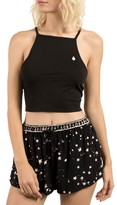 Volcom Women's X Georgia May Jagger Crop Tank