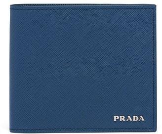 Prada Saffiano colour block wallet