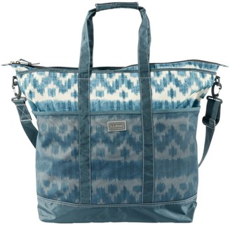 L.L. Bean Everyday Lightweight Tote, Print, Extra-Large