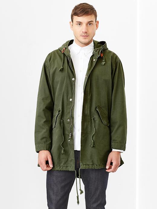 Gap Tent parka jacket