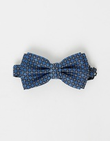 Scotch & Soda Printed Satin Bow Tie