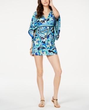 Trina Turk Ipanema Printed Tunic Cover-Up Women's Swimsuit
