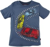 City Threads Race Car Graphic Tee (Toddler/Kid) - Midnight-7