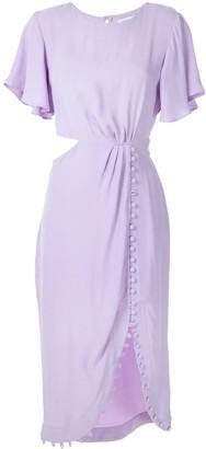 Olympiah Maggiolina short dress