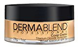 Dermablend Cover Foundation Creme SPF 30, Medium Beige Chroma, 1 Ounce