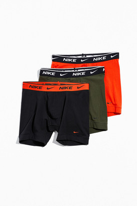 Nike Everyday Cotton Stretch Boxer Brief 3-Pack