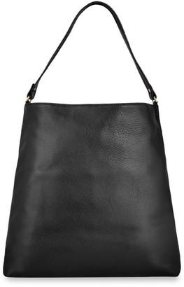 GiGi New York Harlow Leather Hobo Bag
