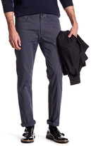 Kenneth Cole New York Straight Leg Pinstripe Pant