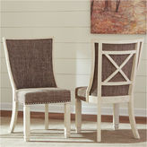 Signature Design by Ashley Bolanburg Set of 2 Upholstered Chairs