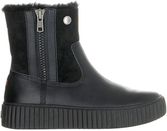 Pajar Sport Connie Waterproof Leather Snow Boot