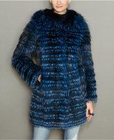 The Fur Vault Fox Fur Coat