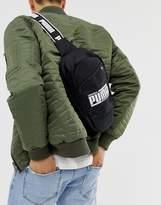 Puma cross body bag in black