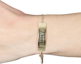 Jennifer Zeuner Jewelry Tia Faith Bracelet in Gold Vermeil