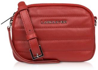 Couture Lancaster Paris Parisienne Mini Crossbody Bag
