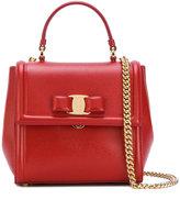 Salvatore Ferragamo small Vara top handle bag