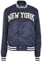 Schott New york stadium jacket