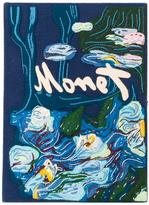 Olympia Le-Tan Monet book clutch