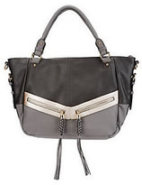 Kooba V Couture by Gillian East/West Tote w/ Zipper Pulls